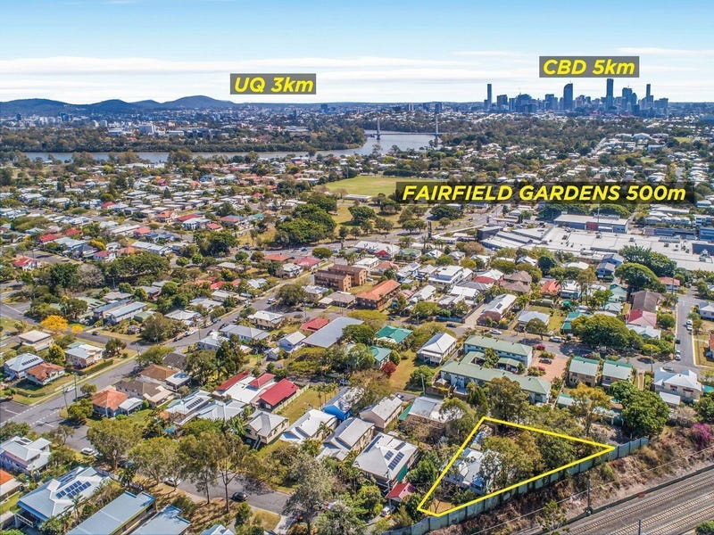 64 Sunbeam Street, Fairfield, Qld 4103