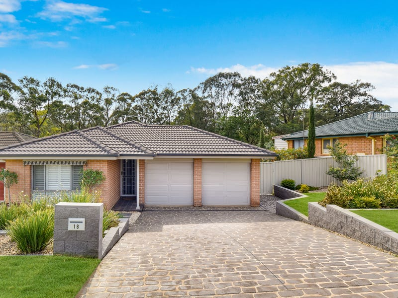 18 Greenoaks Avenue, Bradbury, NSW 2560