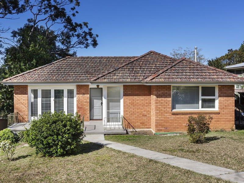 12 Homedale Street, Springwood, NSW 2777