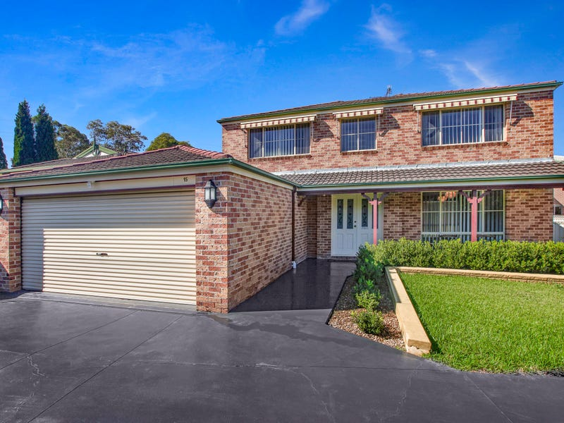 15 Hollydale Place, Prospect, NSW 2148