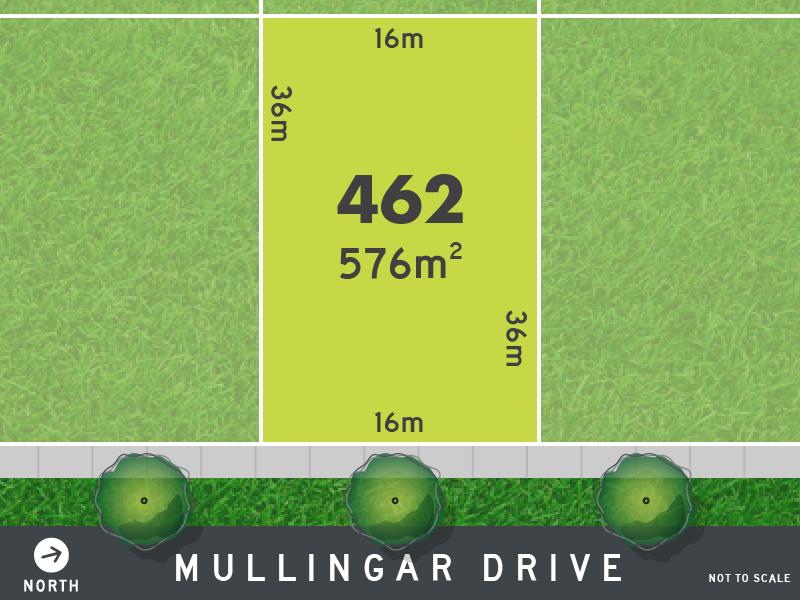 Lot 462, Mullingar Drive, Alfredton, Vic 3350