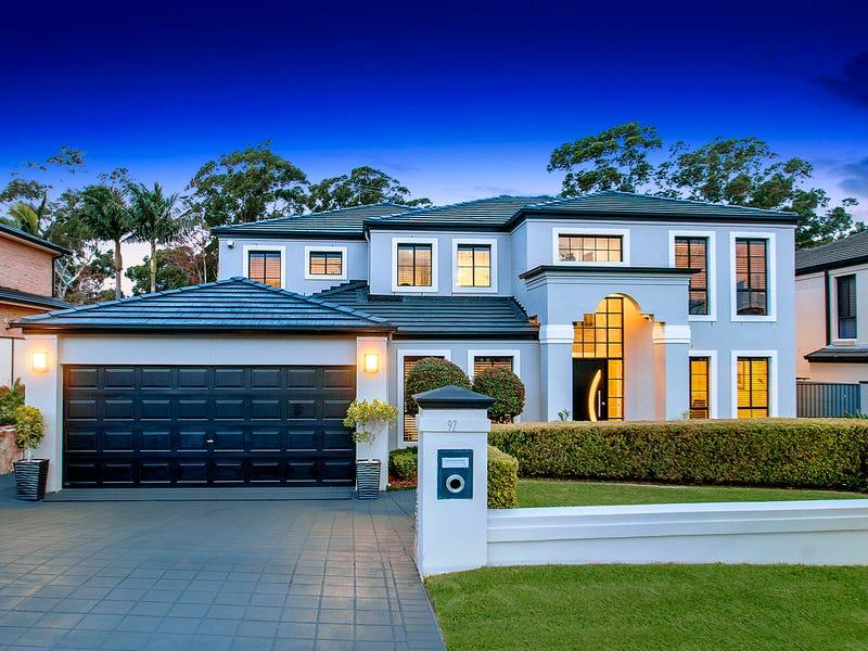 92 James Mileham Drive, Kellyville, NSW 2155