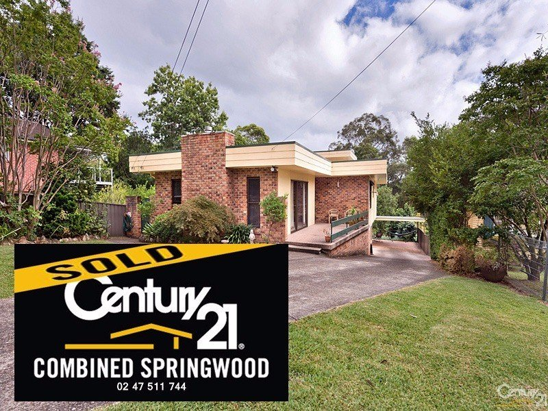 42 Peninsula Road, Valley Heights, NSW 2777
