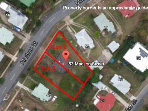 Lot 1, 53 Madsen Street, Keperra, Qld 4054