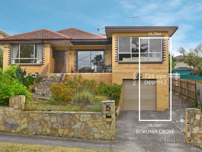 5 Boronia Grove, Doncaster East, Vic 3109