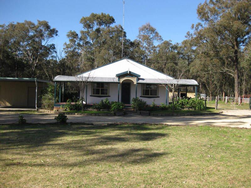 1500 George Booth Drive, Buchanan, NSW 2323