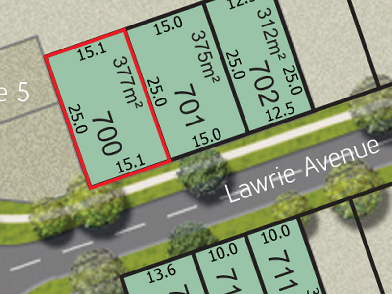 Lot 700 Lawrie Ave, Oonoonba, Qld 4811