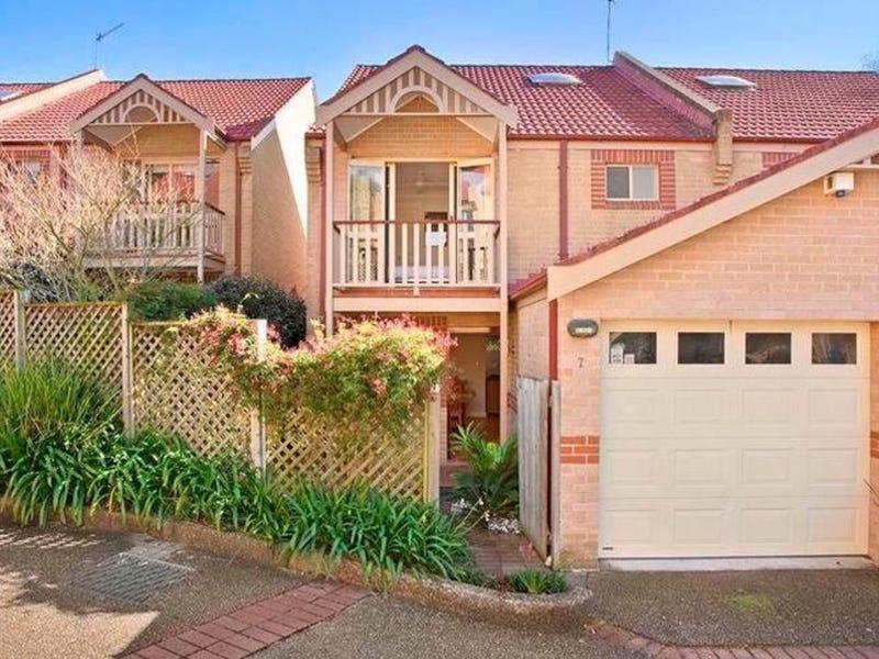 7/40 Station Street, Naremburn, NSW 2065
