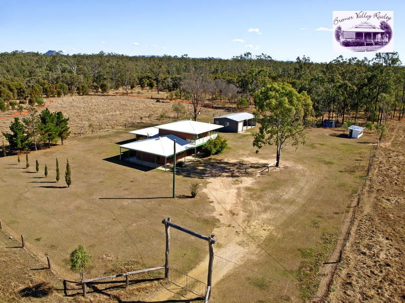 108 M Hines Rd, Mount Forbes, Qld 4340