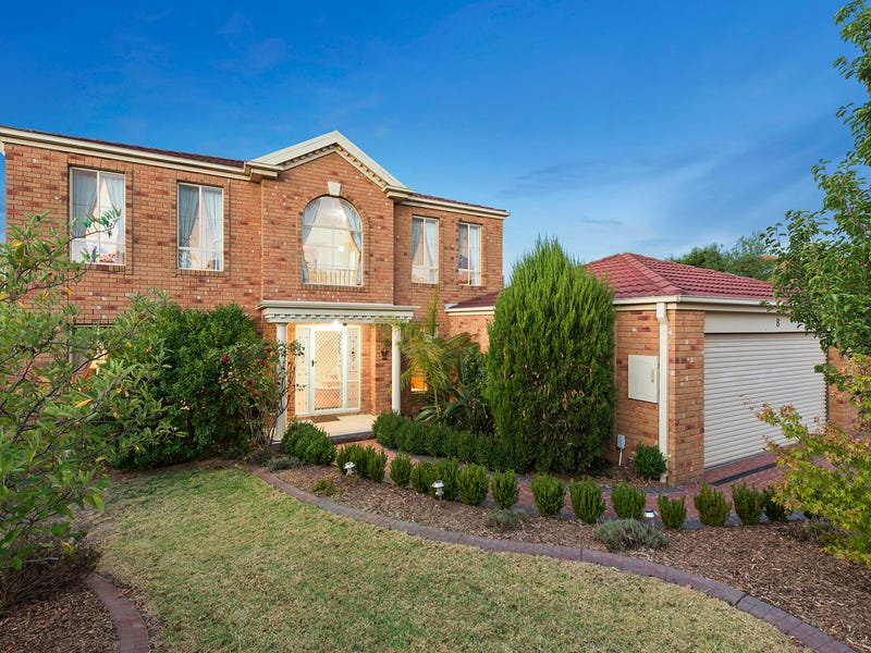 8 Ally Terrace, Chirnside Park, Vic 3116