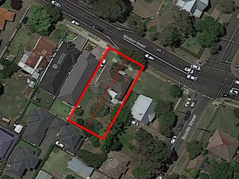 74-76 Windsor Street, Richmond, NSW 2753