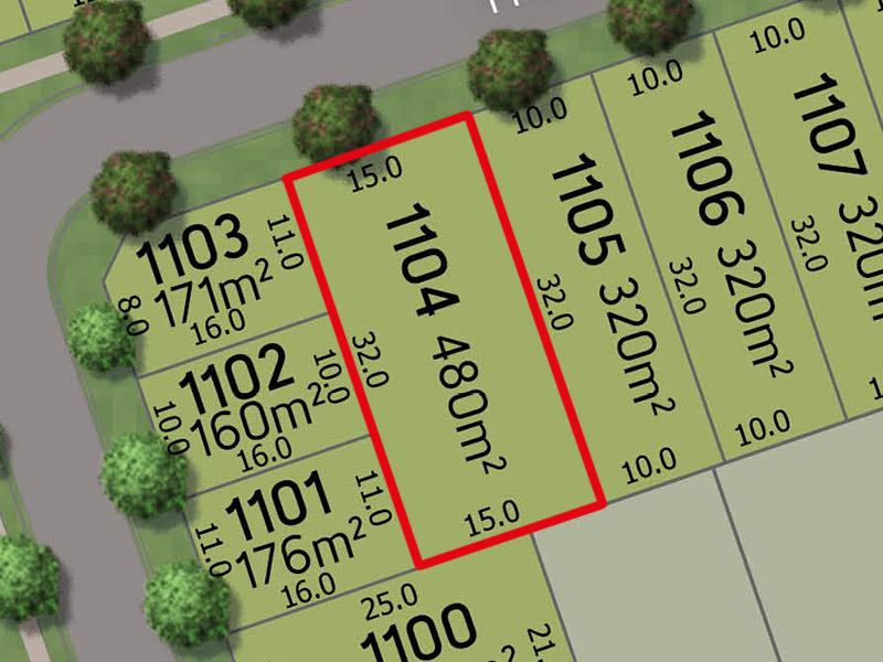 Lot 1104, Lot 1104  Hurricane Street, Oonoonba, Qld 4811