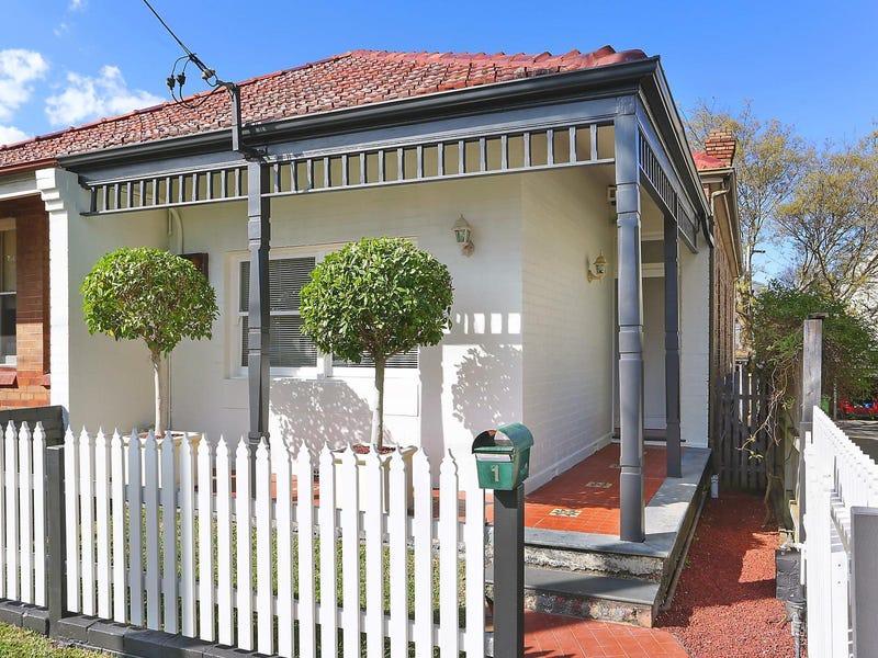 1 Martin Street, Naremburn, NSW 2065