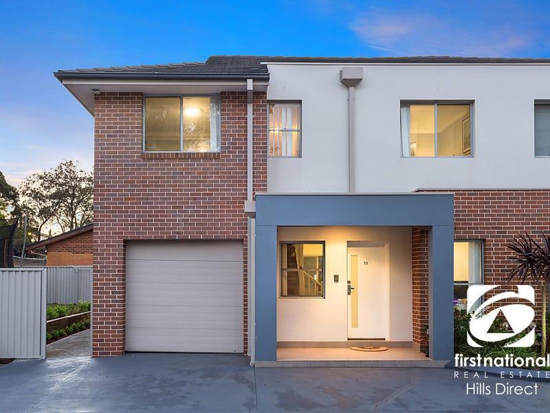 13/7-9 President Road, Kellyville, NSW 2155