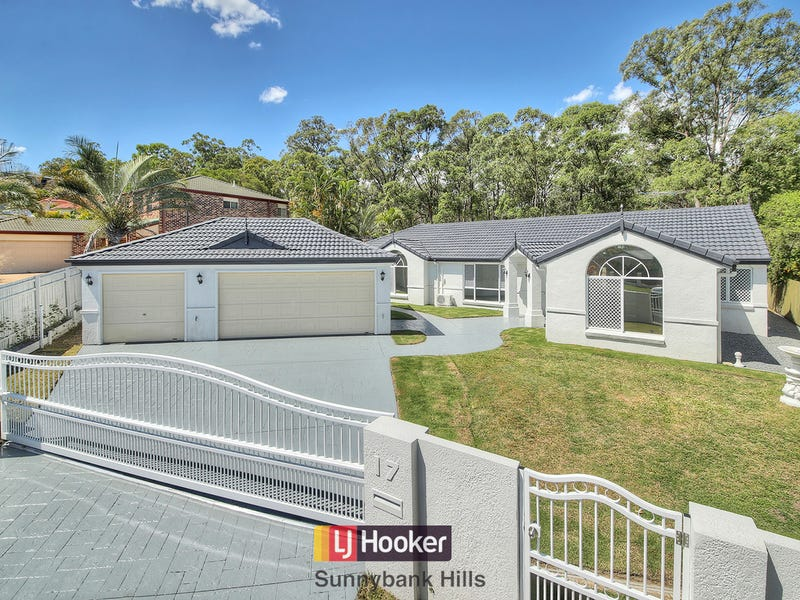 17 Gardenia Close, Stretton, Qld 4116