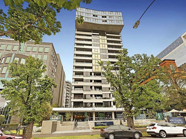 1504/568 St Kilda Road, Melbourne, Vic 3000