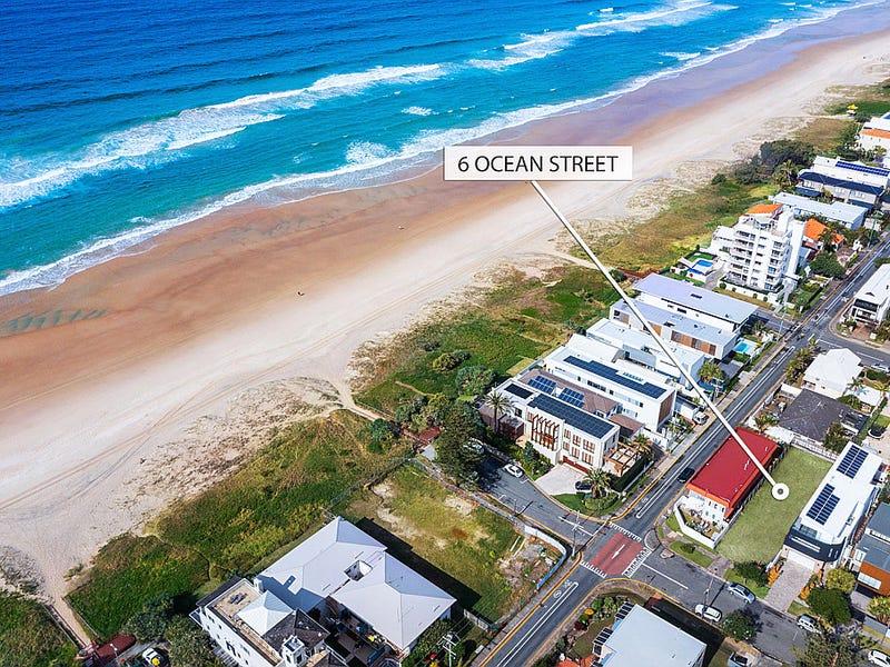 6 Ocean Street, Mermaid Beach, Qld 4218