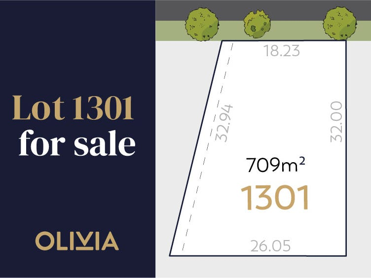 Lot 1301, Ursini Circuit, Truganina, Vic 3029