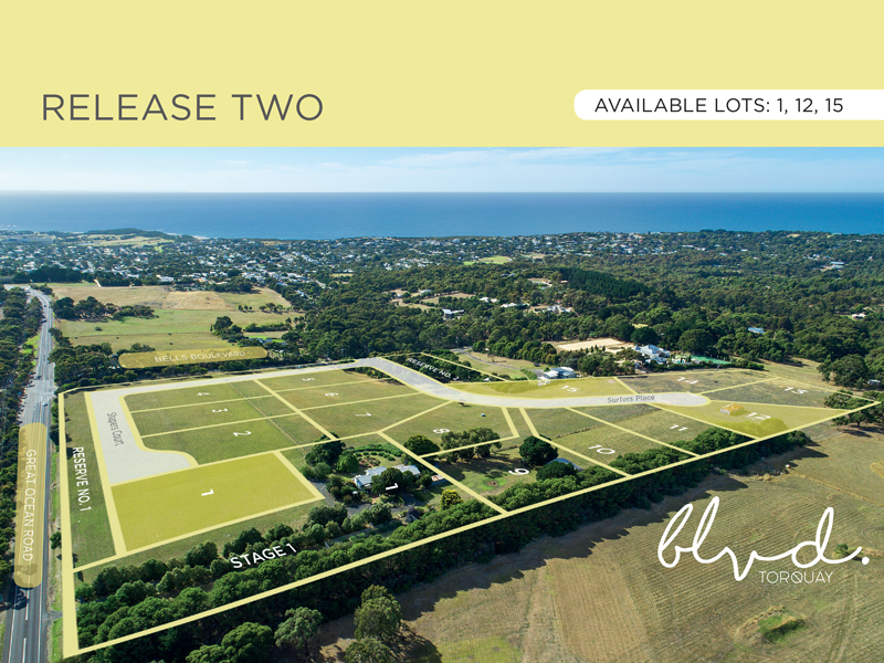 Lot 1, Blvd Torquay, Torquay, Vic 3228