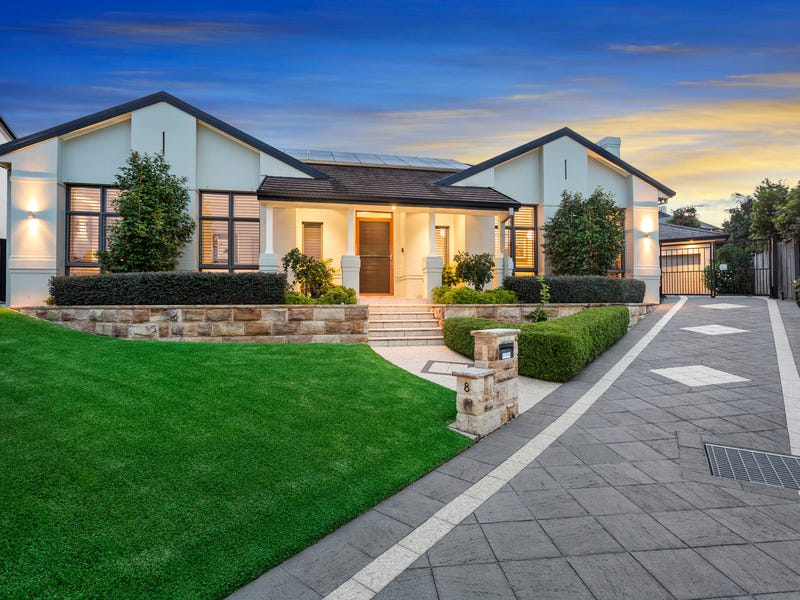 8 Niello Close, Castle Hill, NSW 2154