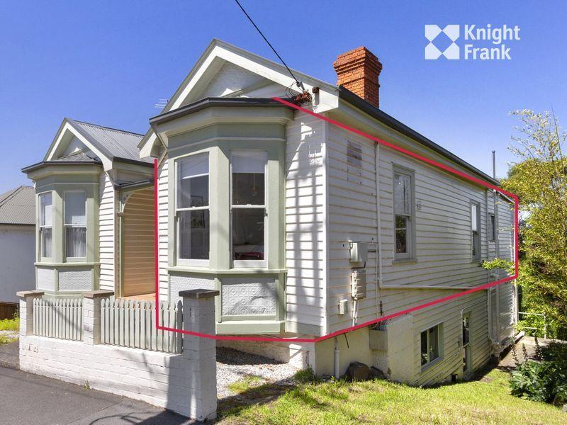 2/334 Liverpool Street, West Hobart, Tas 7000