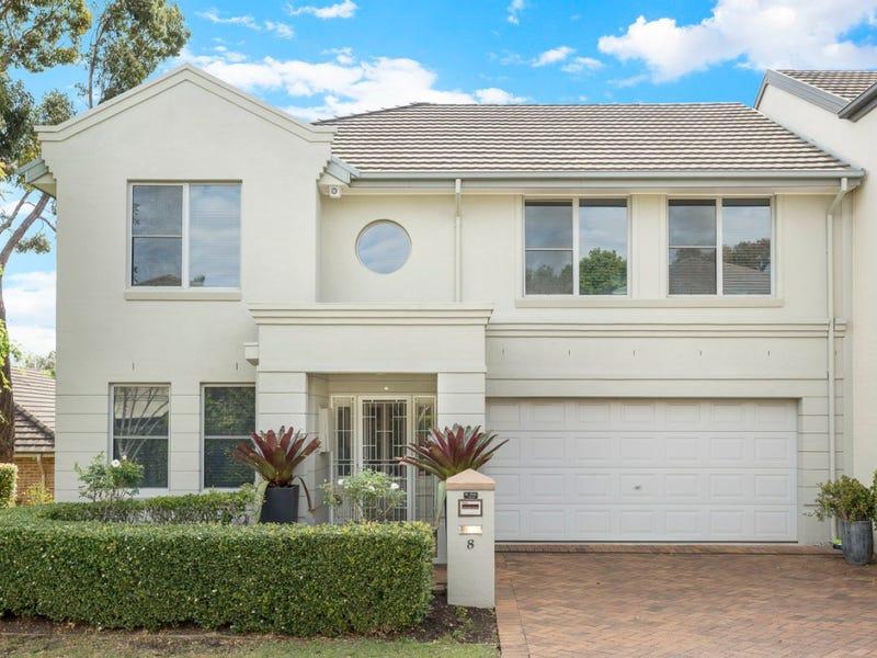 8 Ibis Place, Bella Vista, NSW 2153