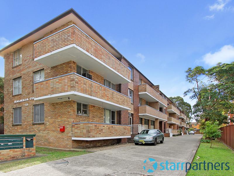 11/23 St Ann Street, Merrylands, NSW 2160