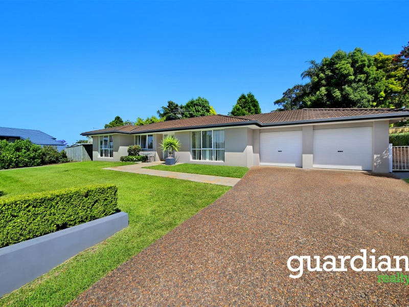 16 Fairgreen Place, Castle Hill, NSW 2154