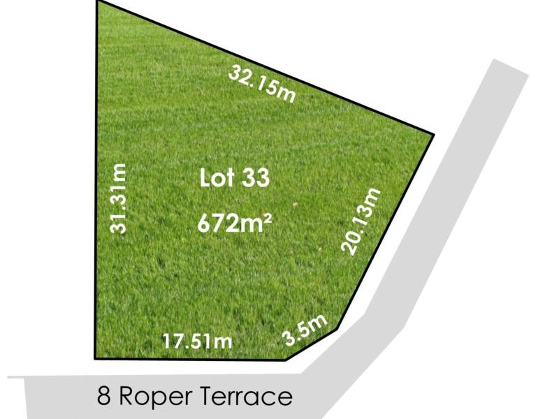 Lot 33 8 Roper Terrace Ascot Vic 3551