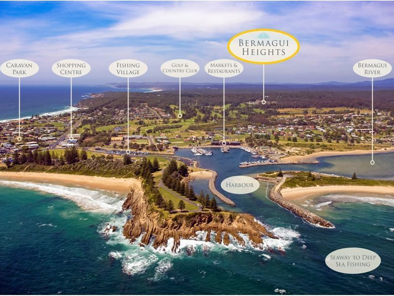 Cnr Ocean View Drive & Nutleys Creek Road, Bermagui, NSW 2546