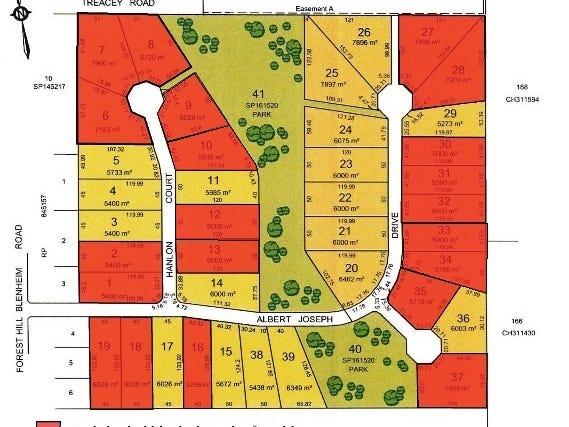 9 (Lot 5) HANLON COURT, Laidley Heights, Qld 4341