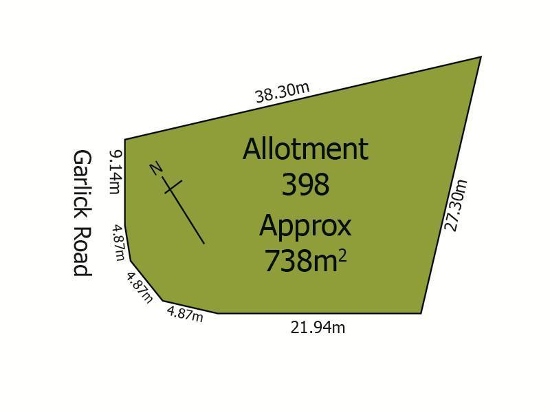 Lot/398 Garlick Road, Elizabeth Park, SA 5113