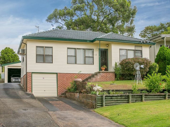 12 Michele Crescent, Glendale, NSW 2285