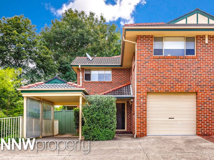 4/12 Torquil Avenue, Carlingford, NSW 2118