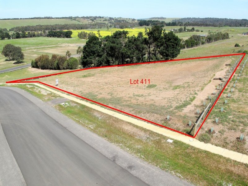 Lot 411, Shepherd Road, Batesford, Vic 3213