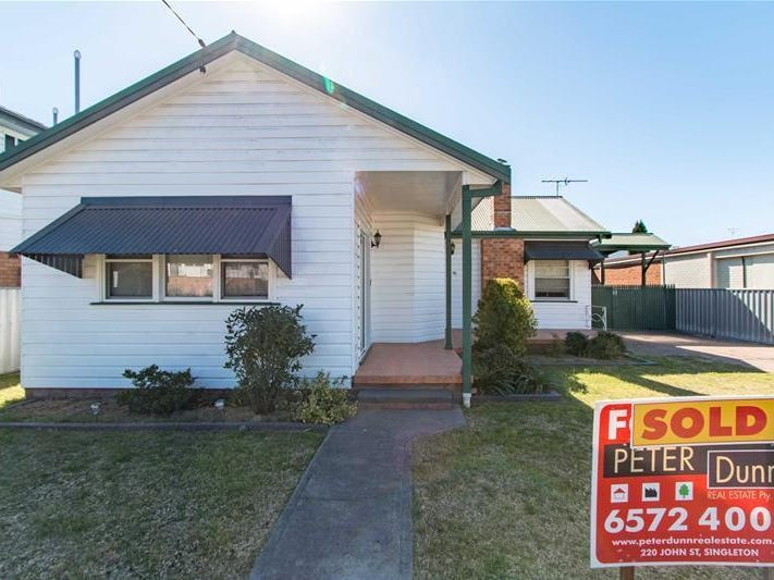 56 High Street, Singleton, NSW 2330