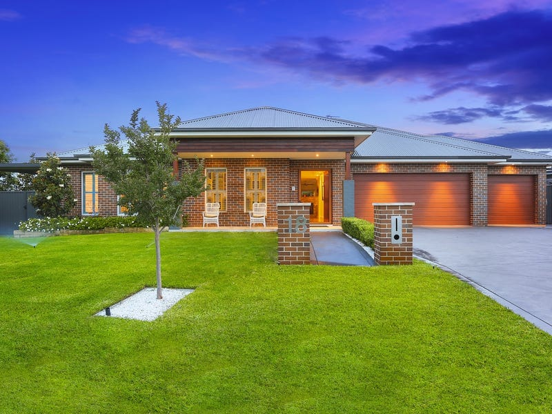 18 Dargin Close, Harrington Park, NSW 2567