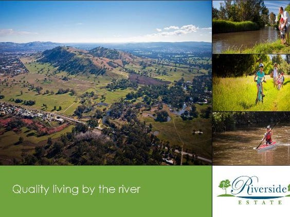 Lot 197, Strickland Street, Wodonga