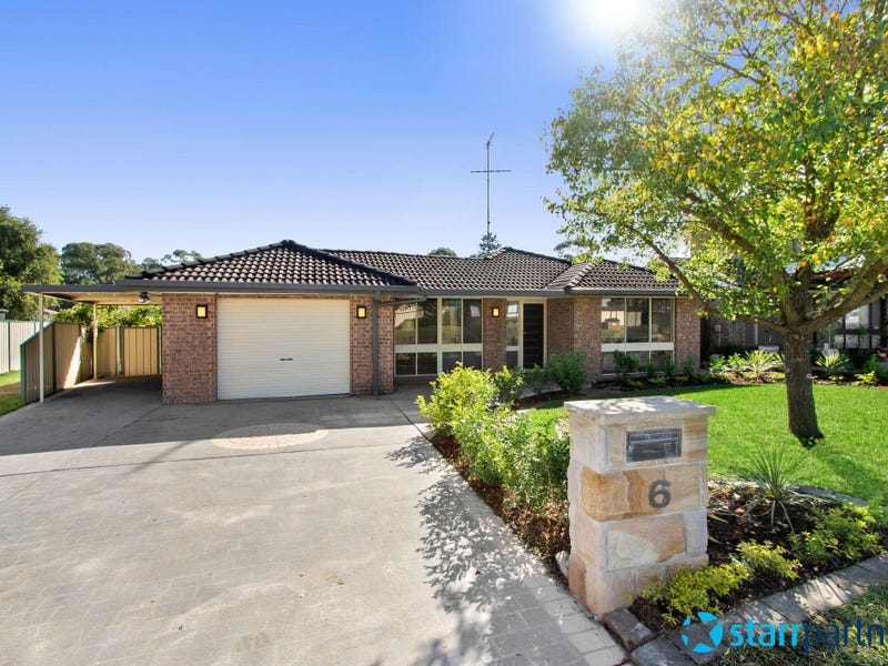 6 Lady Penrhyn Place, Bligh Park, NSW 2756