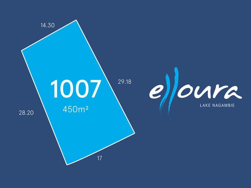 Lot 1007, 7 Elloura Drive, Nagambie, Vic 3608