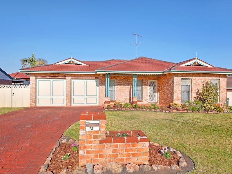 16 Cornelian Avenue, Eagle Vale, NSW 2558