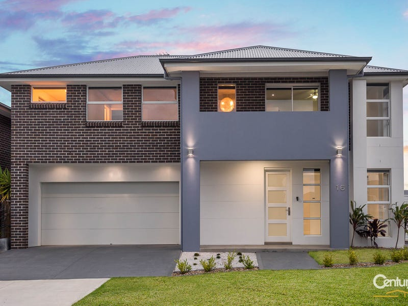 16 Woodford Street, The Ponds, NSW 2769