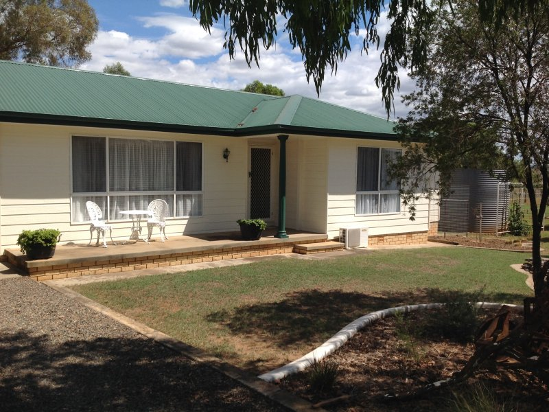 TANDARRA BARRABA ROAD, Manilla, NSW 2346