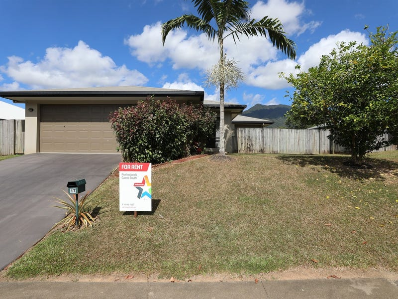 17 Ainscow Drive, Bentley Park, Qld 4869