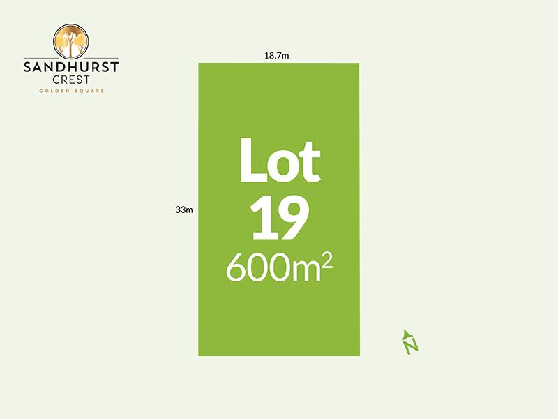 Lot 19, 134 - 166 Aspinall Street, Golden Square, Vic 3555