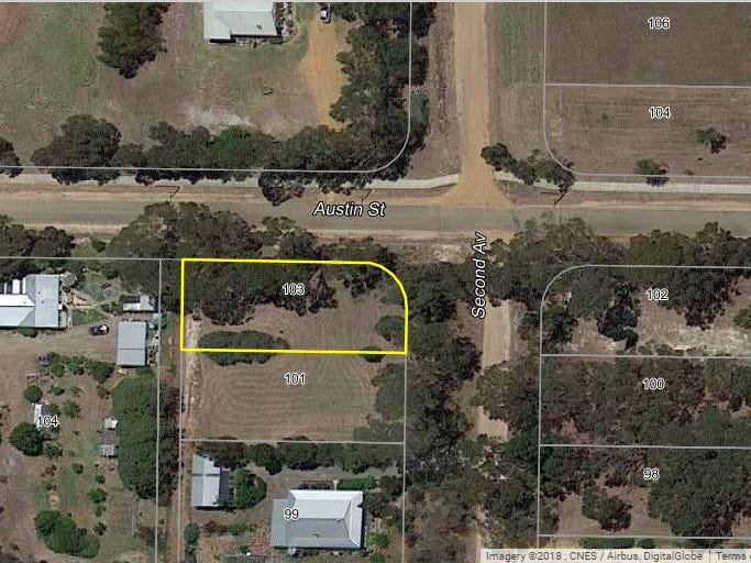 103 Second Avenue, Kendenup, WA 6323