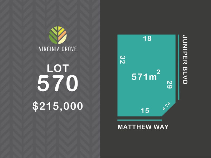 Lot 570, Matthew Way (Virginia Grove), Virginia