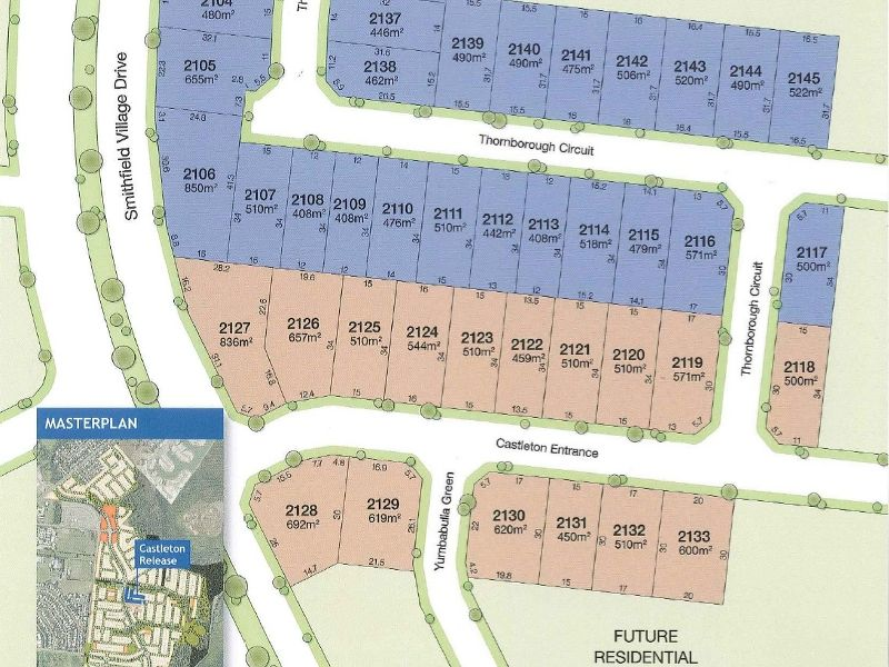 Proposed Lot 2128 Castleton Entrance, Smithfield, Qld 4878
