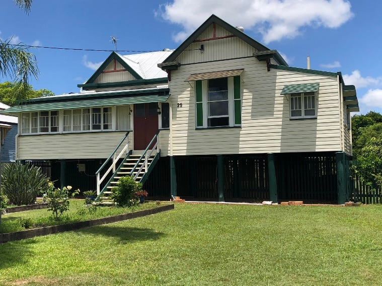 25 Richmond Street, Maryborough, Qld 4650