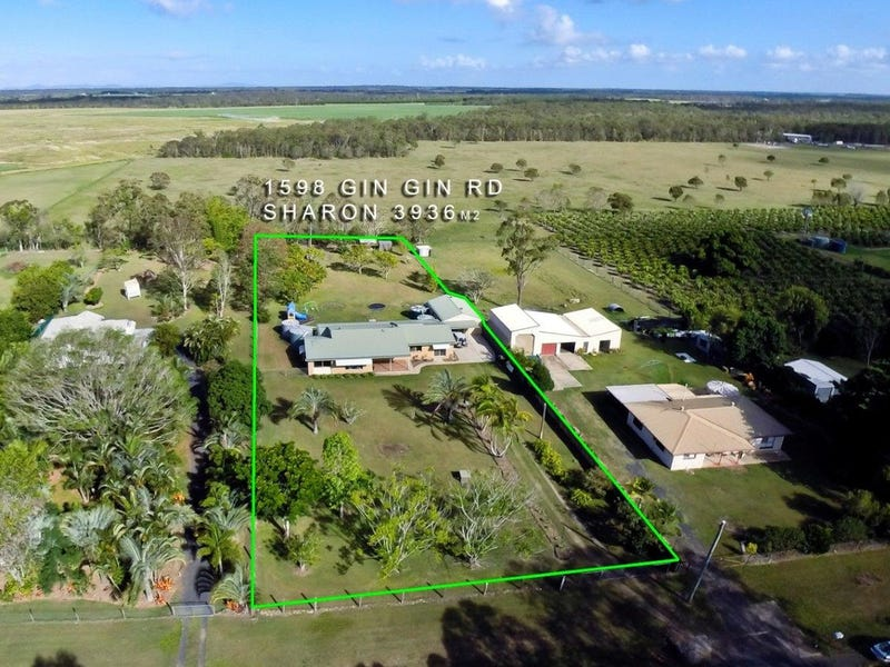 1598 Gin Gin Road, Sharon, Qld 4670